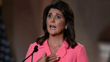 Nikki Haley on Capitol riot: Trump 'badly wrong with his words'