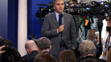 Are You Okay? Jim Acosta, CNN Colleagues Suddenly Seem Concerned About Looting -- but There's a Problem
