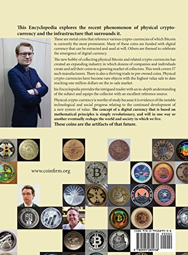 [Limited Edition]  Enciclopedia de bitcoins físicos y criptomonedas